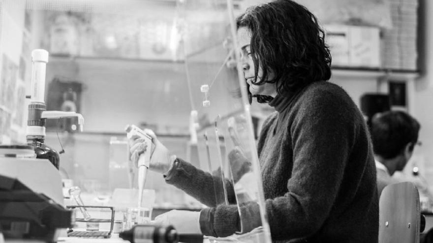 Mireia Ventura de la iniciativa Energy Control, de la ONG ABD, y coordinadora del proyecto Trans-European Drug Information (TEDI).