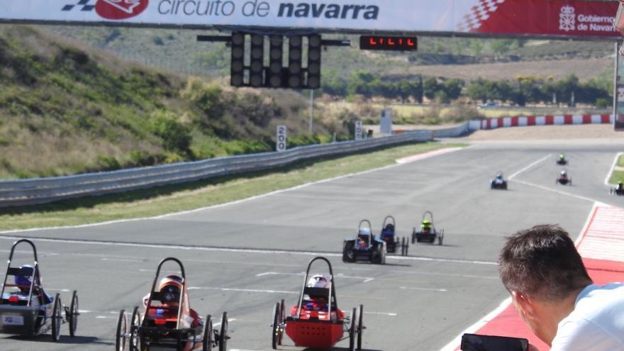 Un equipo de escolares vascos competirán por primera vez en la gran final internacional 'Greenpower Inspiring Engineers'