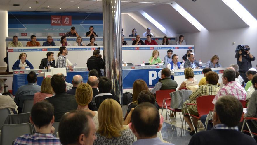 El Comité Regional del PSOE es el máximo órgano entre partidos. | Rubén Vivar (Archivo)
