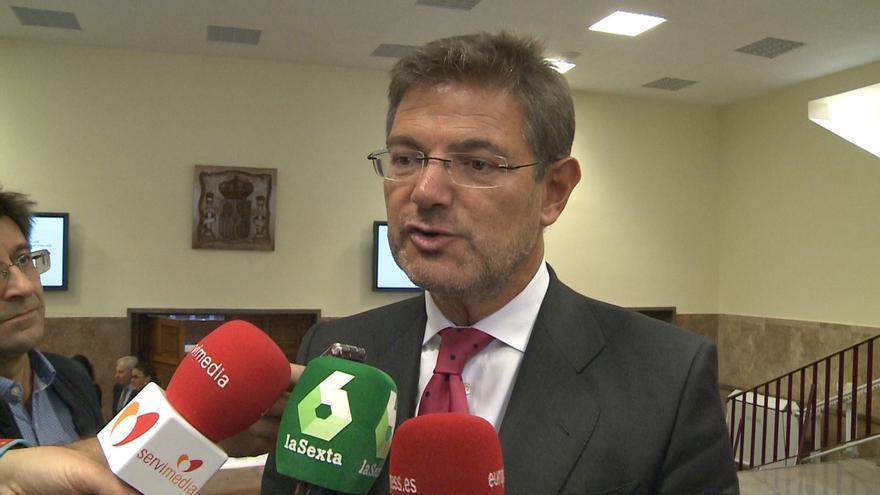 """Catalá espera que la CIAF tenga el informe de conclusiones sobre las causas del accidente en O Porriño """"en 6 o 9 meses"""""""