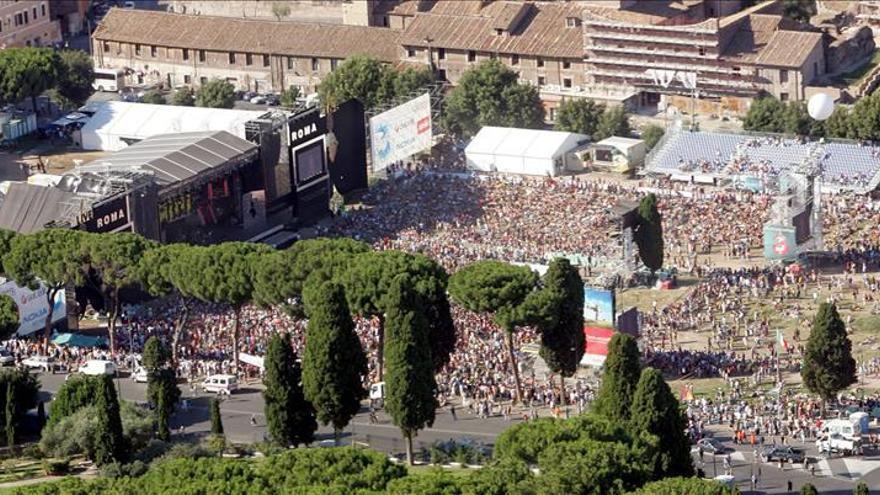 Bruce Springsteen elige el Circo Massimo para su concierto en Roma en julio