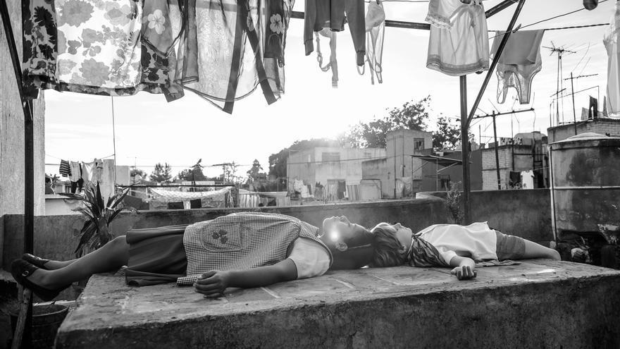 Roma, de Alfonso Cuarón