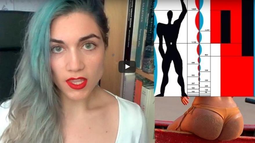 Ter, la arquitecta youtuber que ama a Kim Kardashian sobre todas las cosas