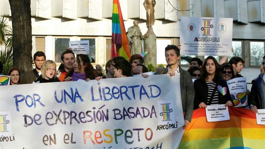 Arcópoli denuncia una agresión en Chueca, la número 32 en Madrid desde 1 de enero