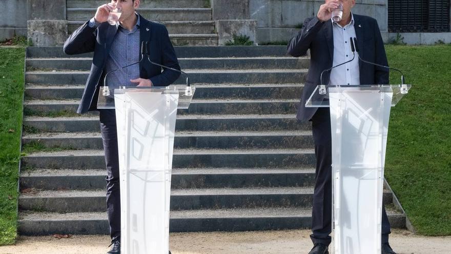 La izquierda abertzale reniega de ETA y busca normalizar su papel político