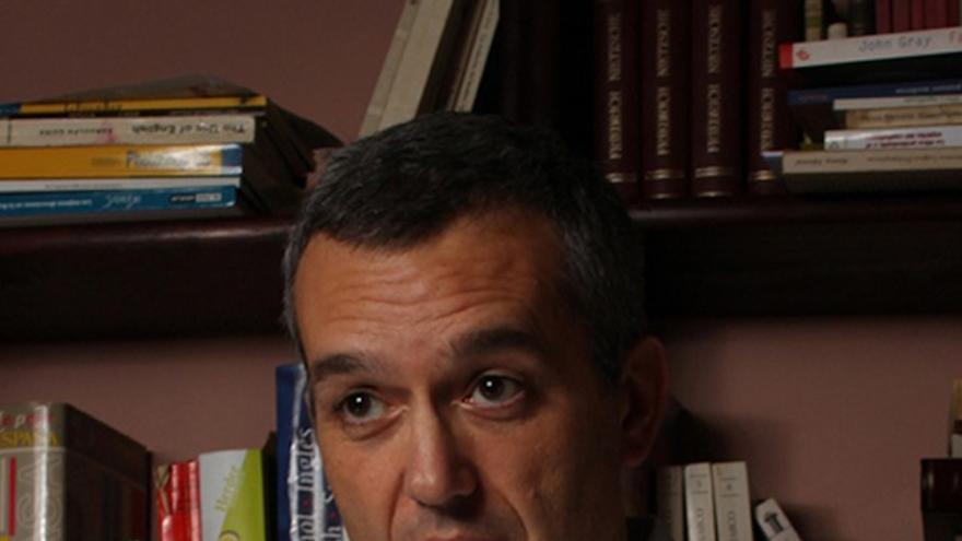 Xavier Coller, es Catedrático de Sociología de la Universidad Pablo de Olavide.