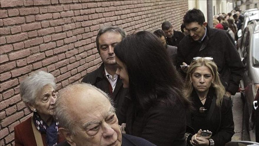 Ciutadans pide que comparezca Mas ante comisión de investigación Caso Pujol