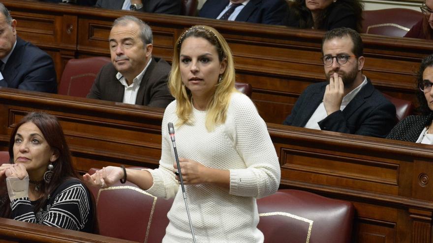 """Podemos pide la dimisión del fiscal jefe del TSJ de Canarias por """"violar los derechos fundamentales"""" de Victoria Rosell"""