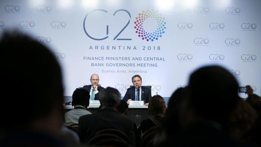 El G20 acuerda avanzar en posible regulación sobre criptomonedas