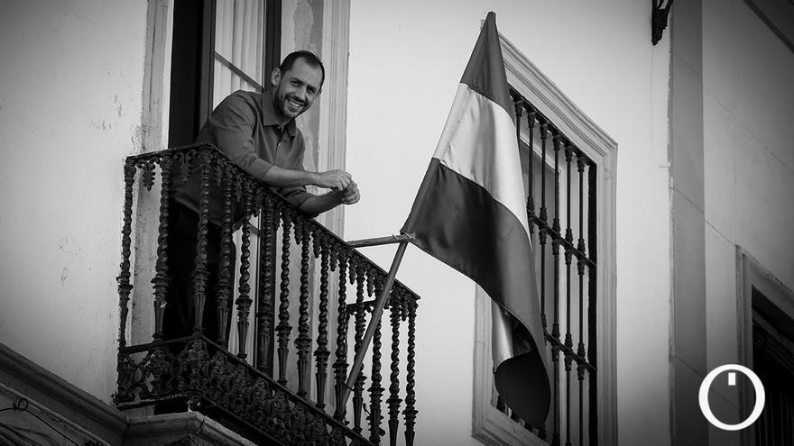 Entrevista N&B a Sebastián Pérez, nuevo coordinador de IU en Córdoba