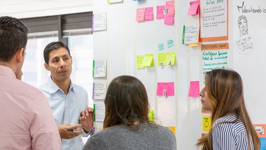 El próximo 27 de noviembre, BBVA celebrará en Madrid un evento centrado en la metodología 'agile'.