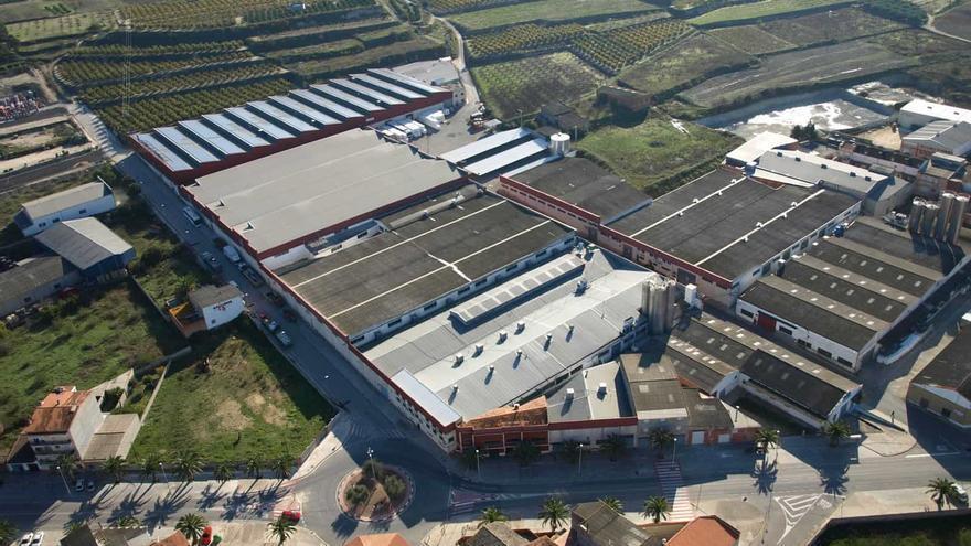 Beniplast-Benitex, empresa de Benigànim que fundó Vicente Cuquerella.