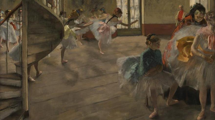 La National Gallery celebra en otoño el centenario de la muerte de Degas