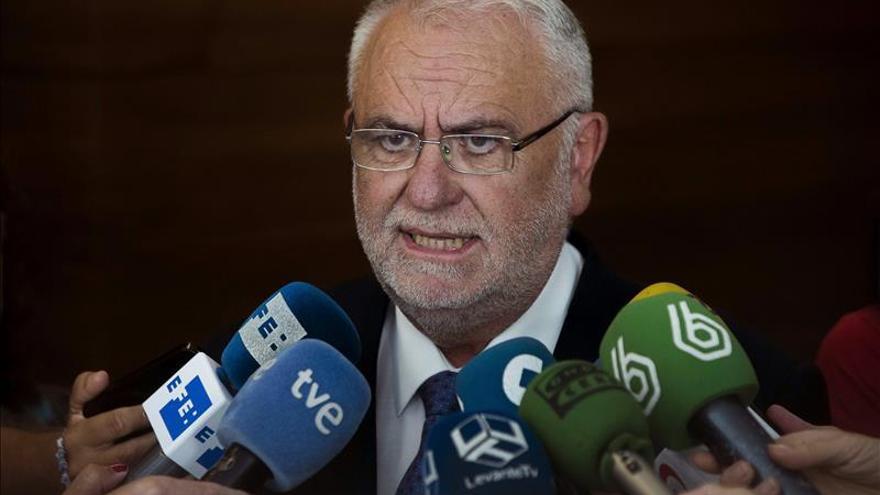 Cotino dice que la hoja de ruta catalana fue dibujada por separatistas vascos y catalanes