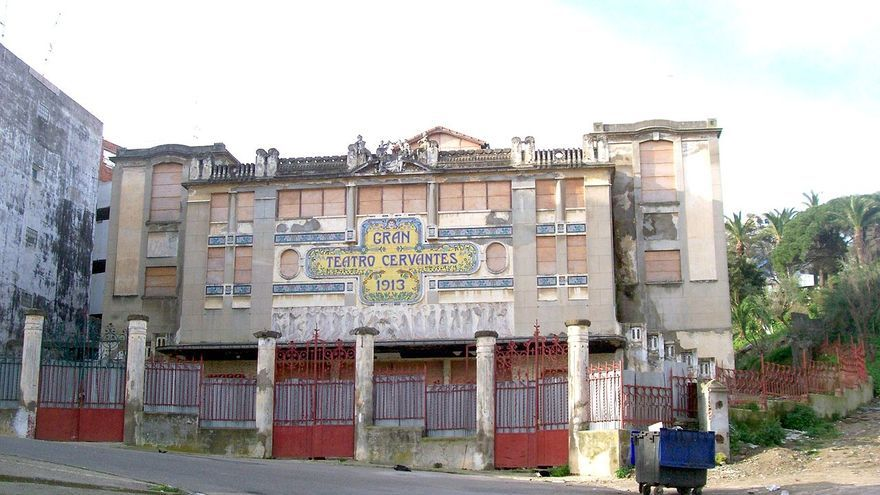 El Teatro Cervantes de Tánger