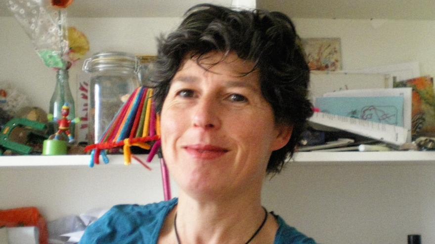 Mónica Salomone, periodista tinerfeña especializada en ciencia