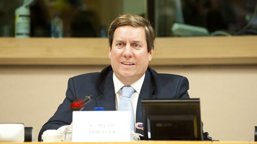 Resultado de imagen de gabriel mato eurodiputado