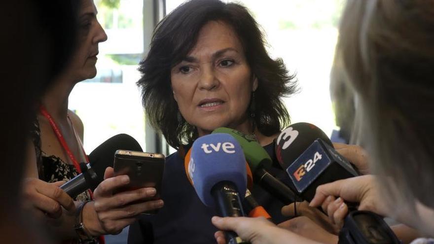 Calvo confía en que Juana Rivas no entre en prisión hasta que la sentencia sea firme