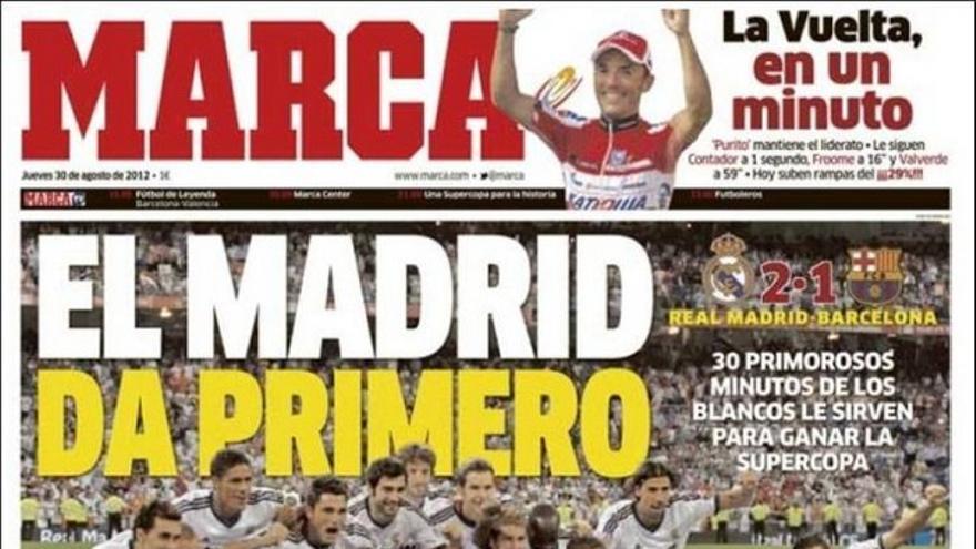 De las portadas del día (30/08/2012) #13