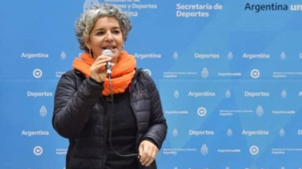 Cecilia Merchán fue diputada en el Congreso y ante el Parlasur. Este jueves renunció a su cargo en el ministerio.