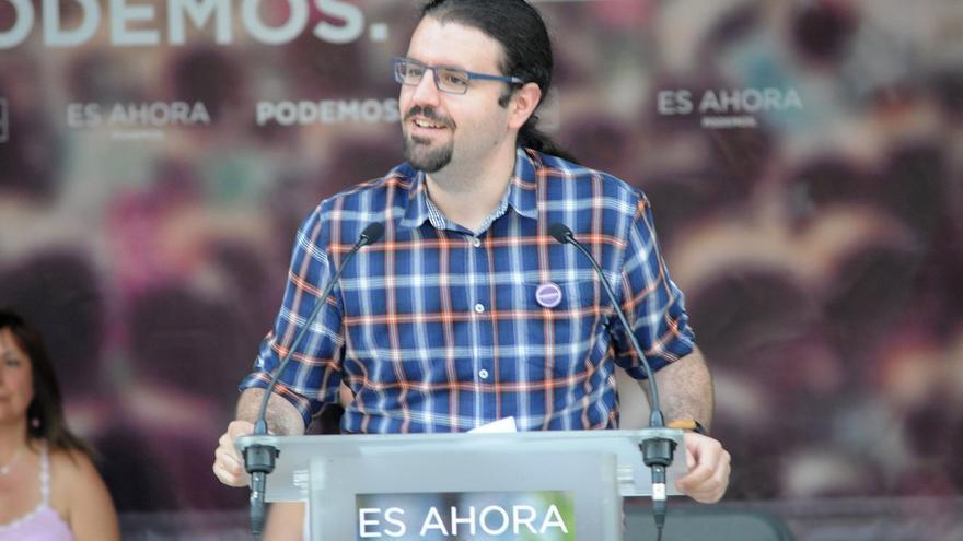 Héctor Vicente, Podemos Teruel