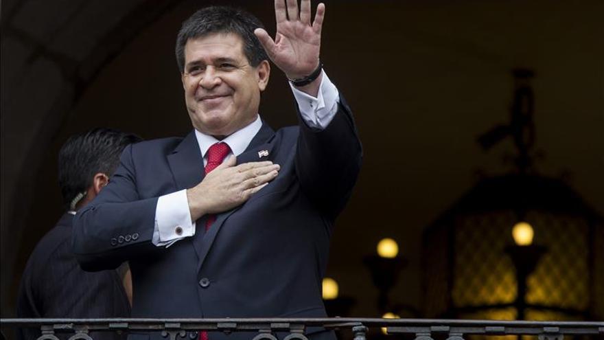 El presidente paraguayo Horacio Cartes tuvo dos cuentas en el HSBC de Suiza