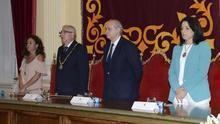 Juan José Imbroda toma posesión como presidente de Melilla