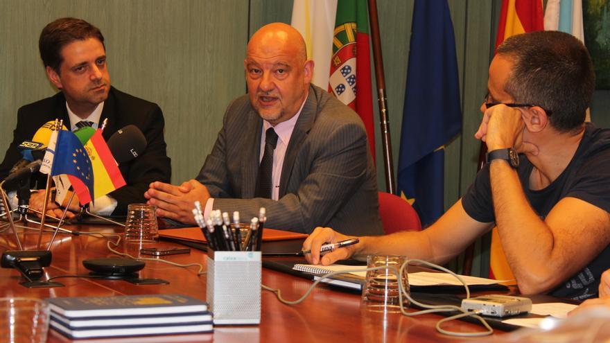 Xoán Vázquez Mao, secretario general del Eje Atlántico de ciudades de Galicia y Norte de Portugal