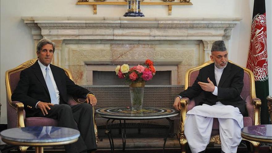 EE.UU. y Afganistán cerca de un acuerdo sobre presencia militar tras el 2014