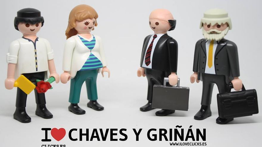 I love Chaves y Griñán