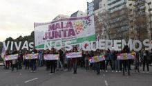 Argentina crea un cuerpo de abogadas para las víctimas de violencia machista