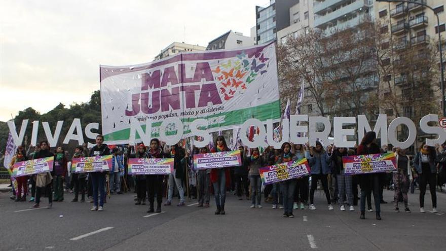 La violencia contra las mujeres y los feminicidios en Argentina preocupan a la ONU