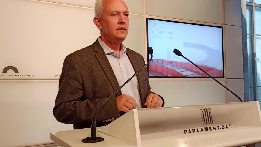 """El PP vincula la suspensión del Pleno en el Parlamento catalán a la """"tormenta"""" en el Supremo sobre Torra"""