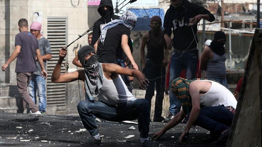 Prosigue la ola de violencia con seis palestinos muertos y decenas de heridos
