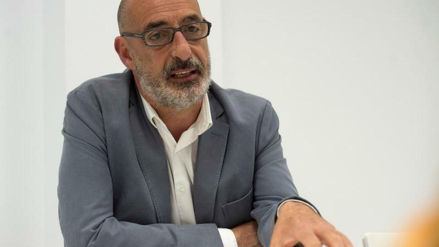 El portavoz de Cs de Cantabria dimite por desavenencias con la dirección