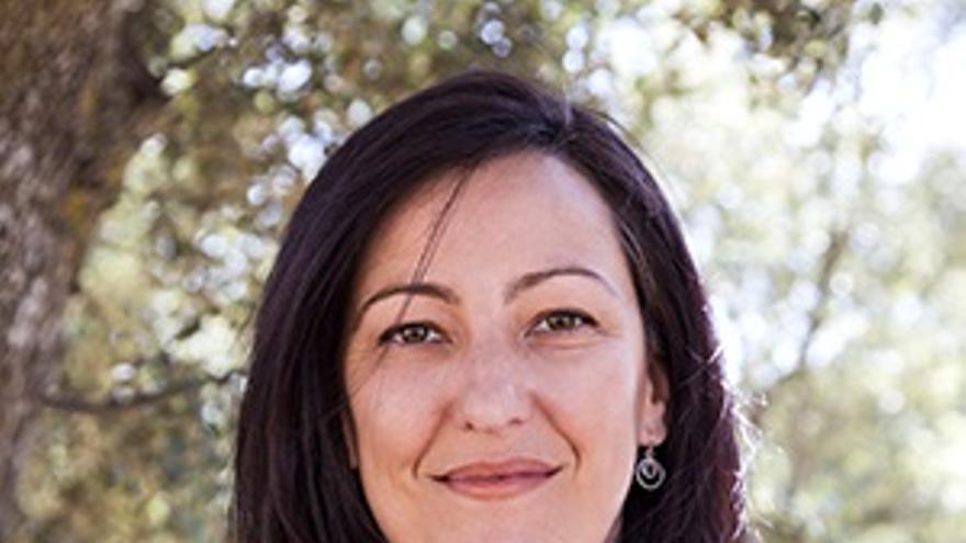 Lorena Álvarez, alcaldesa de Trillo (Guadalajara)