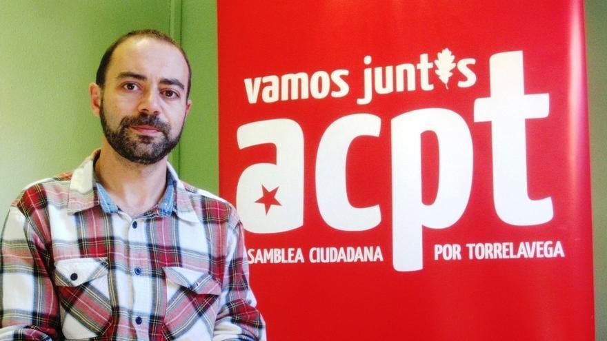 Condenan al edil de ACpT Iván Martínez por la ocupación del solar de 'Espacio Argumosa'