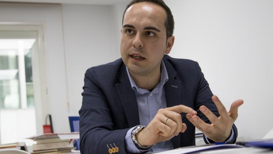 José Manuel Calvo, concejal de Más Madrid en el Ayuntamiento de Madrid.