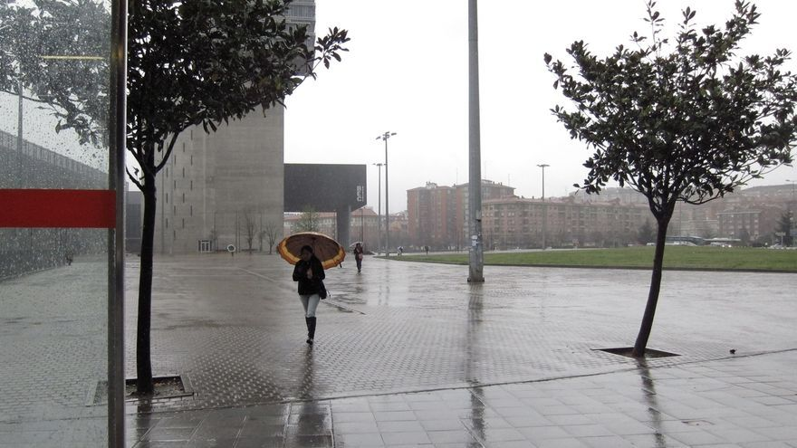 Previsiones meteorológicas del País Vasco para hoy, día 5