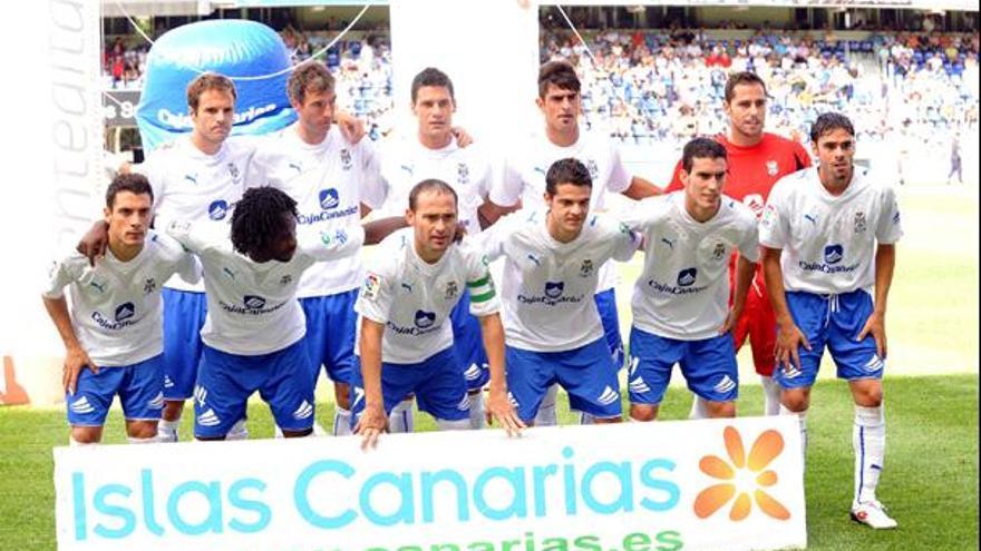 El Tenerife deja escapar 3 puntos del Heliodoro