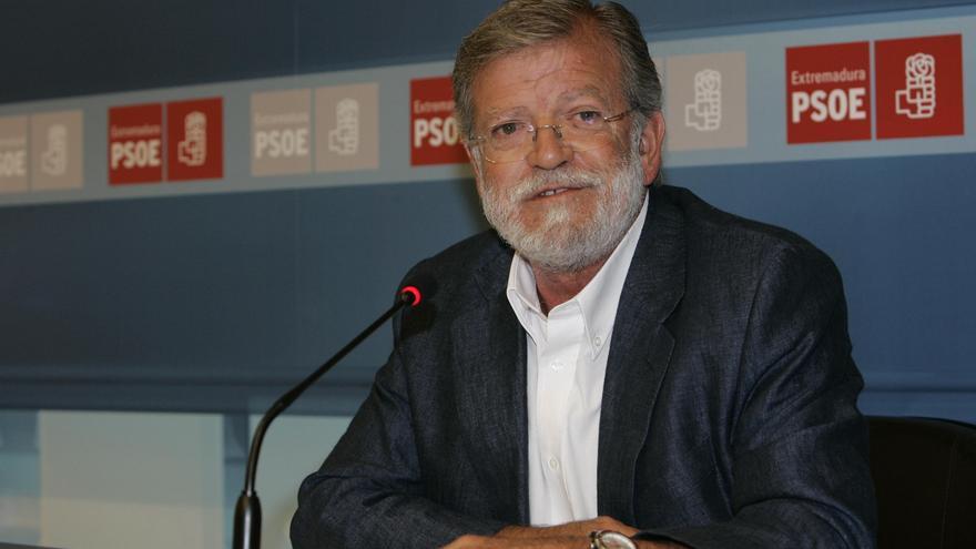 Juan Carlos Rodríguez Ibarra abordará la crisis este viernes en Gijón