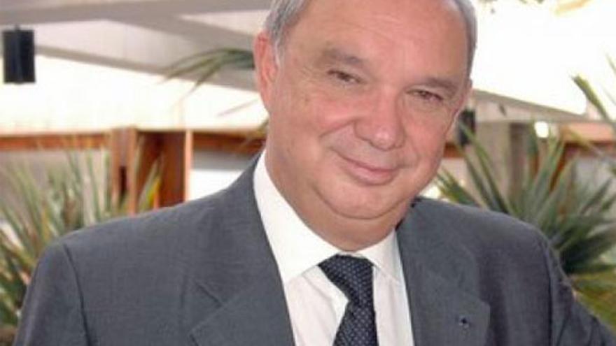 Fernando Fernández, presidente del Gobierno de Canarias entre 1987 y 1988. (EFE).