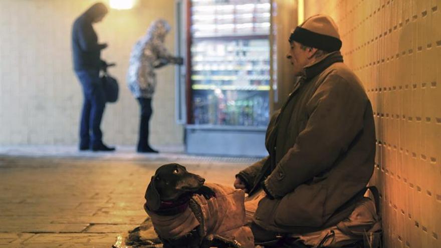 El Kremlin admite que la crisis ha causado 5 millones más de pobres en Rusia