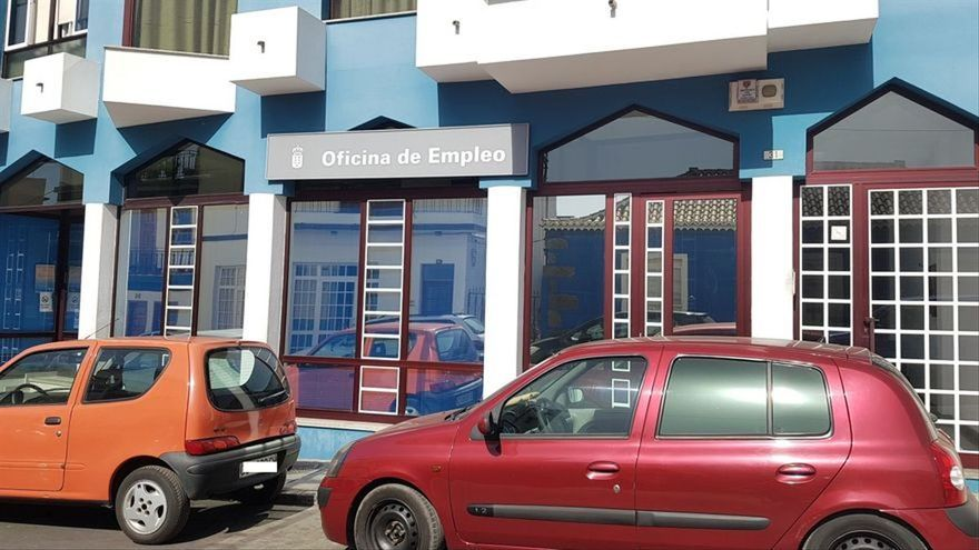 El paro sube en 58 personas en La Palma en febrero y se  se sitúa en 9.471  desempleados