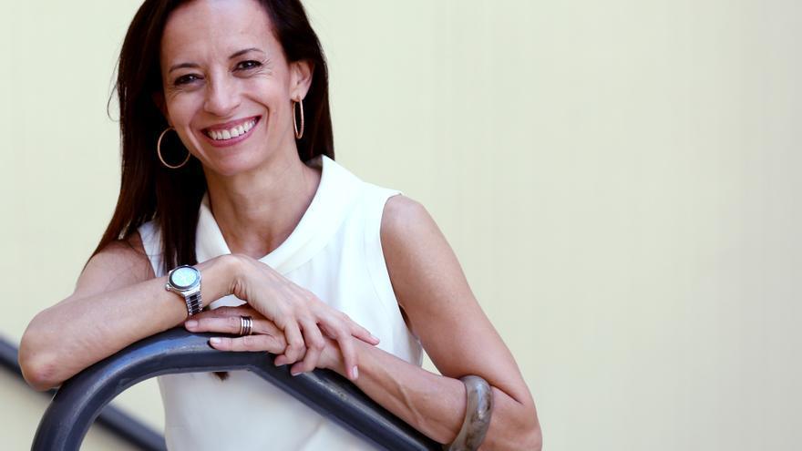 La responsable de ordenación del territorio y de vivienda del PSOE, Beatriz Corredor.