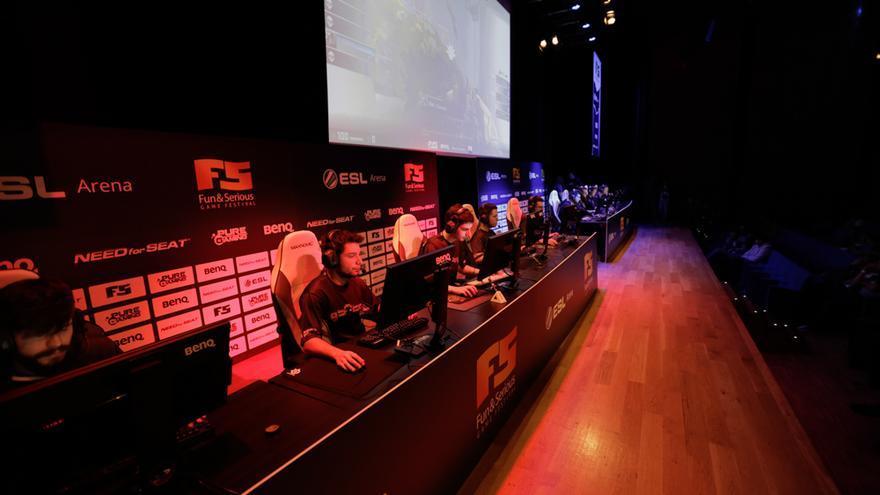 Fun&Serious Games Festival  eSports Fun Zone Academy