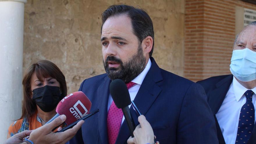 Núñez (PP) emplaza a García-Page a convocar el Debate sobre el Estado de la Región la próxima semana