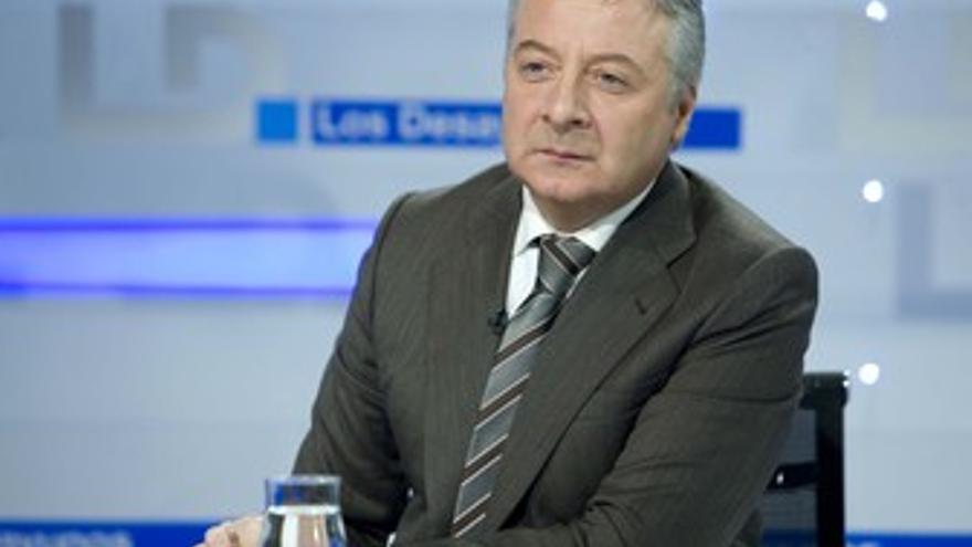 NOTA Y FOTOS José Blanco En TVE: ?En El PSOE Hay Muchos Candidatos Mucho Mejores