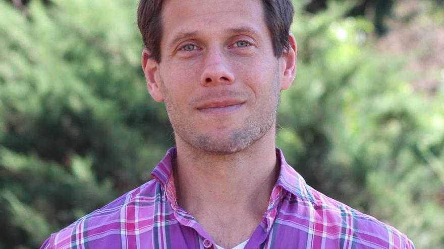 Janek Wasserman, historiados y autor del libro The Marginal Revolutionaries o los 'Los revolucionarios marginales'.