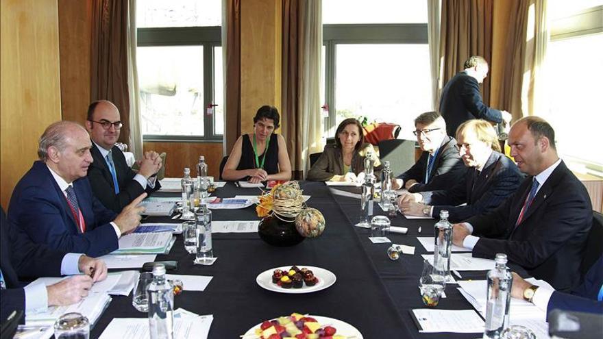España e Italia analizan hoy la lucha contra la inmigración irregular